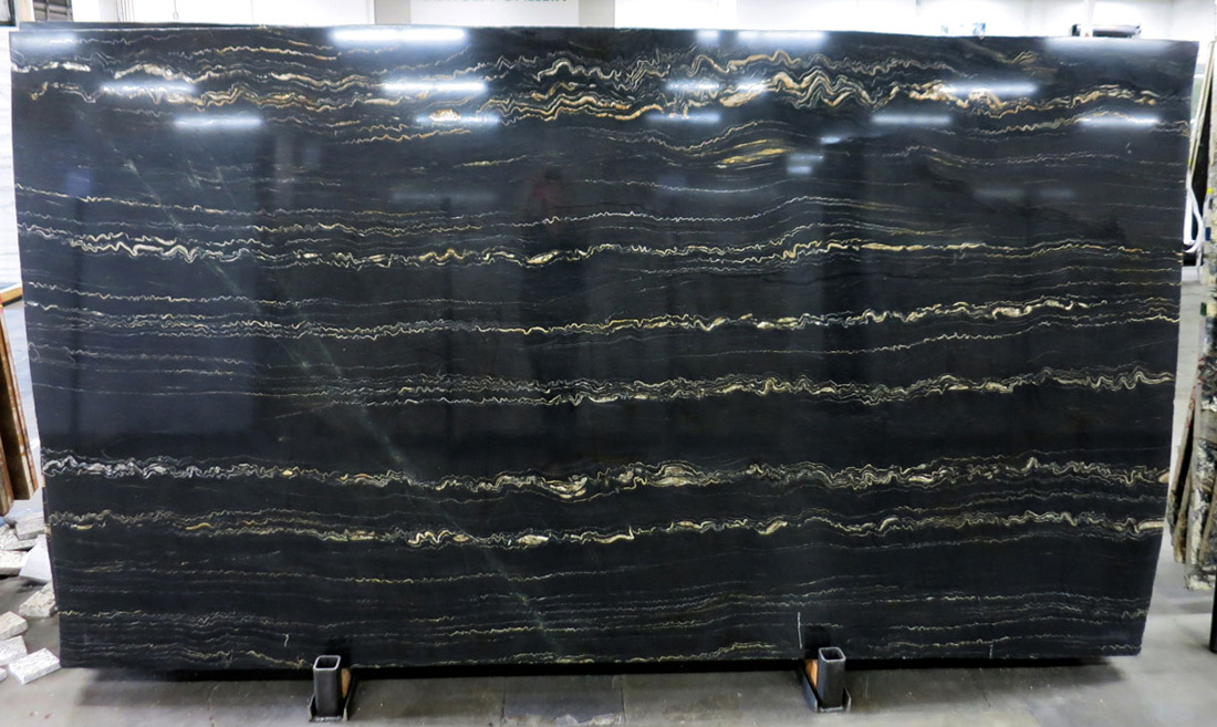 Tropical Storm Granite Slab Color Variation