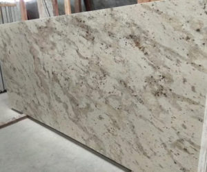 Andromeda White Granite countertop slab