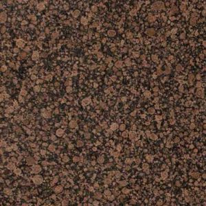 Baltic Brown granite countertop slab color sample