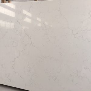 Carrara Venatino Quartz slab