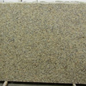 Fiesta Gold Granite countertop slab