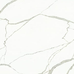 Calacatta Tuscano Quartz countertop slab color sample