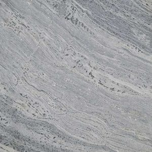 White Piracema Granite Slab Countertop Slab Color Sample