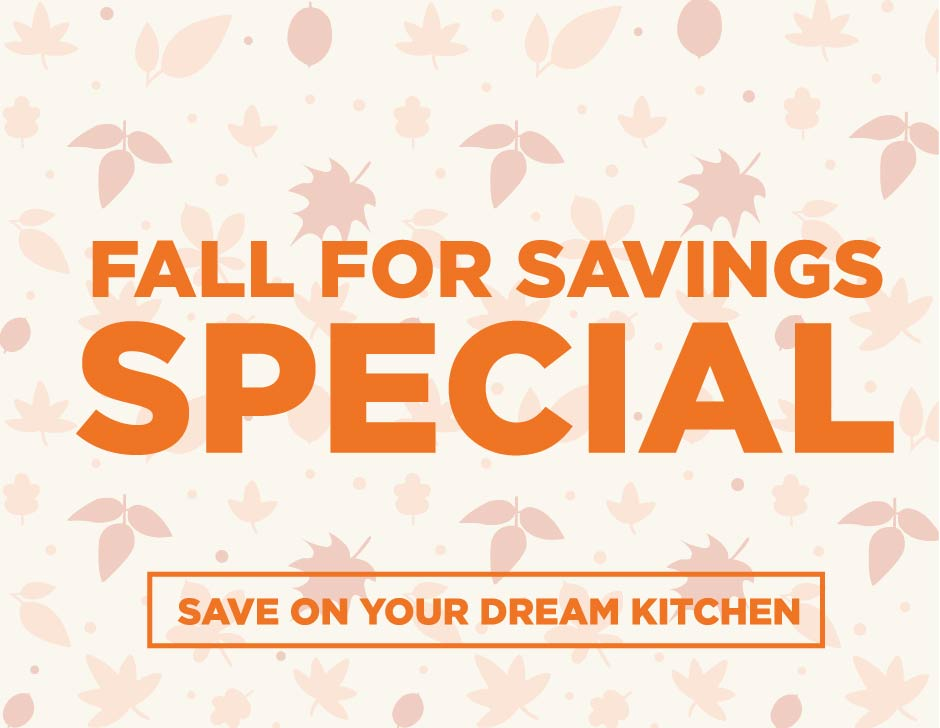 Fall For Savings Event